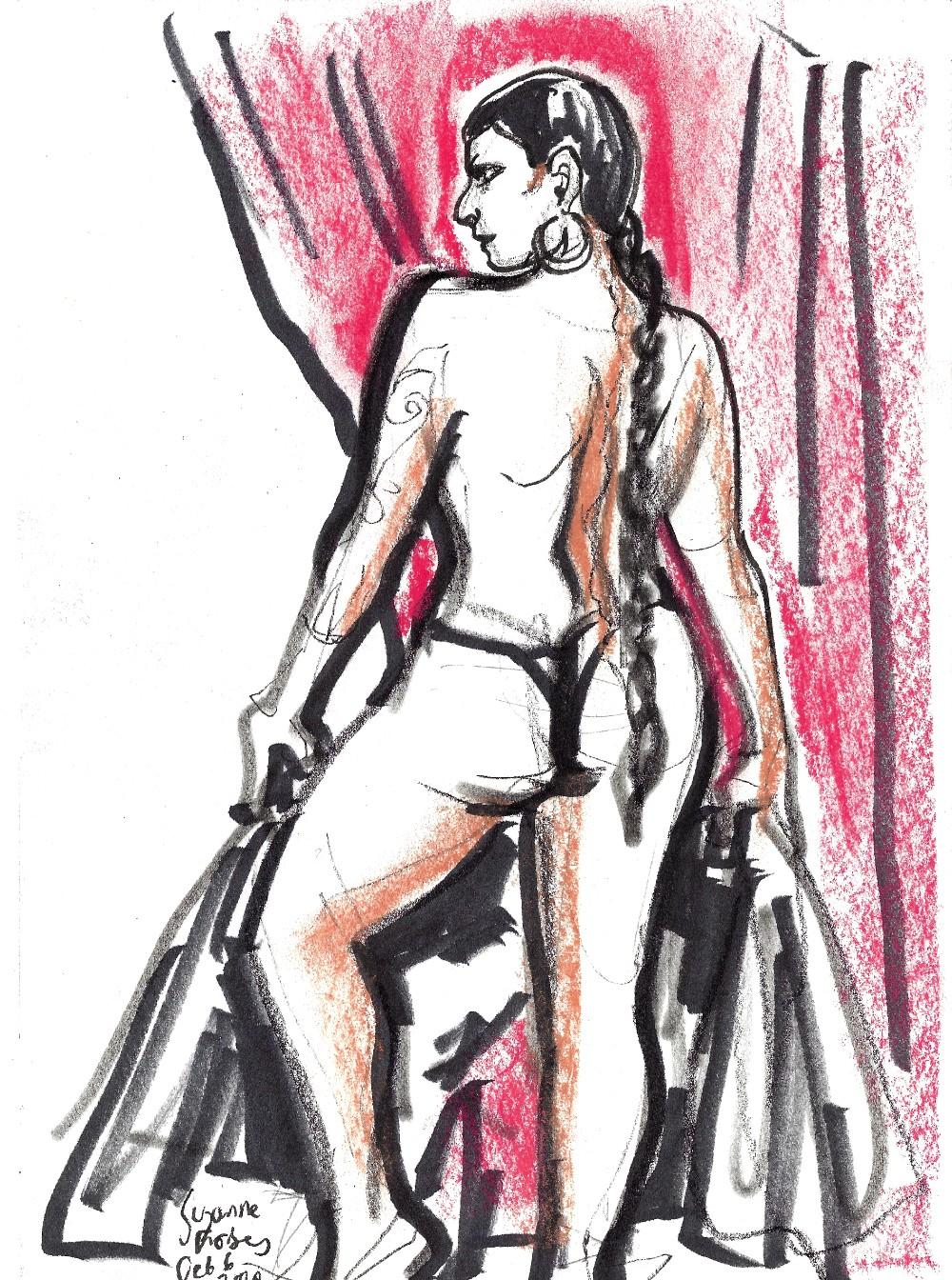 Valentina Demonia at Zum Starken August by Suzanne Forbes Oct 6 2020 3min